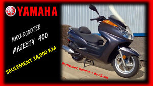 YAMAHA Majesty 400c  Maxi-Scooter