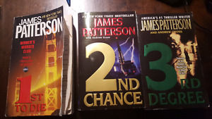 James Patterson women' murder club serie