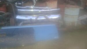 Got 4 88-98;chevy chrome front bumpers foe sale