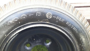 Trailer tire North Shore Greater Vancouver Area image 3