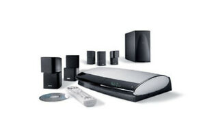BOSE Lifestyle 38 DVD home entertainment system