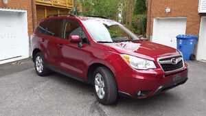 2015 Subaru Forester avec Eyesight