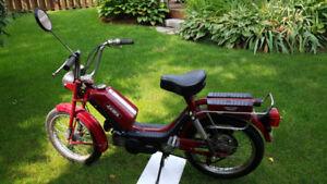 1987 Jawa Moped