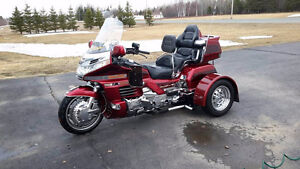 Honda Gold Wing 25th anniversary special edition