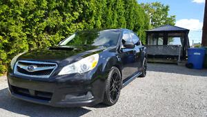 2010 Subaru Legacy Gt / 6 vitesses
