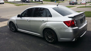 ******2011 Subaru Impreza WRX  w/Limited Pkg Sedan****** Kitchener / Waterloo Kitchener Area image 1