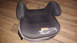 Hot wheels car booster seat.