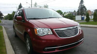 2012 Chrysler Town & Country Touring Fourgonnette, minivan