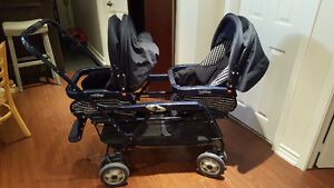 Peg Perego Double-stroller (just reduced)