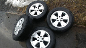 Tires & Rims x 4 for $500