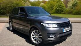 2013 Land Rover Range Rover Sport 3.0 SDV6 HSE Dynamic With Sat Automatic Diese