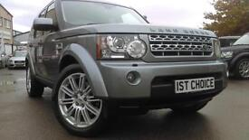 2011 LAND ROVER DISCOVERY 4 SDV6 HSE THIS IS REAL VALUE STUNNING ORKNEY G