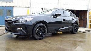 2016 Mazda3 6 Speed Original Owner