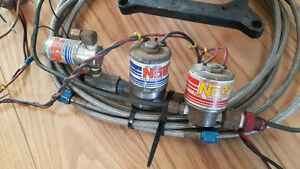 NOS 250H.P. WET CHEATER KIT Cambridge Kitchener Area image 1