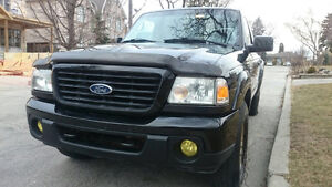 2009 Ford Ranger 4x4 sport 136.000km only