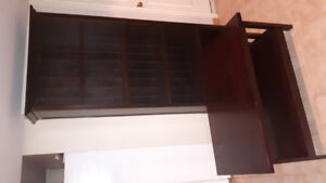 Book shelf and coffee table for sale