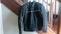 Motorcycle Jacket (armored) - New Condition