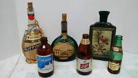 Cool Old Booze Bottles