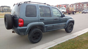 2002 Jeep Liberty SUV, Crossover, rebuilt