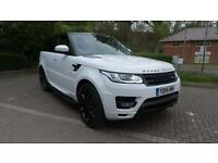 2014 Land Rover Range Rover Sport 3.0 SDV6 HSE 5dr Auto with over 6000 factor...