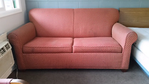 Sofa with pull out bed
