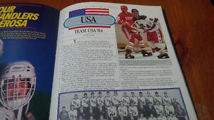 Team Canada '84 Magazine Kitchener / Waterloo Kitchener Area image 3