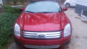 2008 FORD FUSION FOR SALE!! ASKING PRICE $3600!!