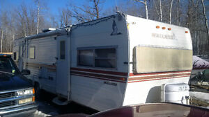 33 FT CAMPER TRAILER FOR SALE