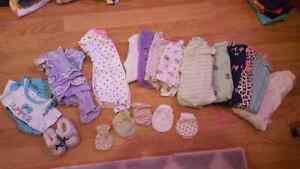 Baby girl clothes NB-3months