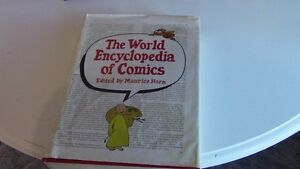 1976 The World Encyclopedia of Comics