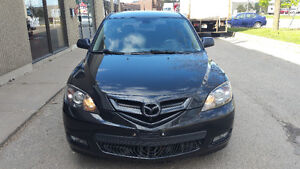 2007 Mazda 3 hachback.,Certified,
