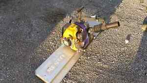 Gas powered concrete trowel Kitchener / Waterloo Kitchener Area image 2