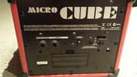 Roland Battery-Amp (MICRO CUBE)