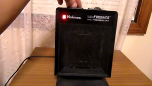 Holmes Instant electric Room heater 1500watts ,perfect condition