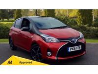 2016 Toyota Yaris 1.5 Hybrid Design CVT Automatic Petrol/Electric Hatchback