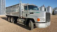 Mack Tandem Grain Truck