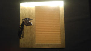 Graduation picture frame 4x6