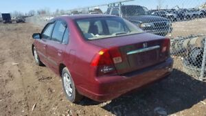 2002 CIVIC..... JUST IN FOR PARTS AT PIC N SAVE!
