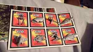 Star Wars Silver Ships (Great Collectors Items)