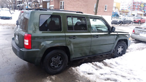 Jeep Patriot 2007. 2.4L. 4CYL