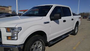 2015 Ford F-150 SuperCrew XLT Pickup Truck.