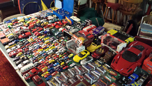 Large Car Collection