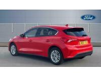 2019 Ford Focus 1.0 EcoBoost 125 Titanium 5dr Petrol Hatchback Hatchback Petrol