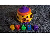 Fisher Price Cookie Jar baby toddler toy