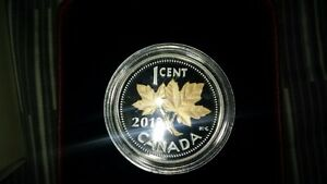 2012 1-Cent Fine SIlver Coin -- Farewell to the Penny