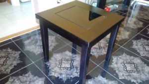 Two New side tables