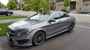 2015 Mercedes cla 250 4matic with Nav