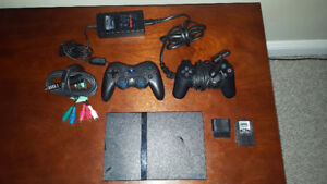 Sony Playstation PS2 and games