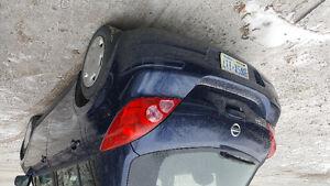 2009 Nissan Versa Hatchback 1.8L