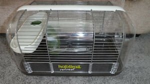 Habitrail Brand Hamster Cages and accessories.